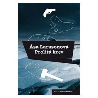 Åsa Larsson: Prolitá krev cena od 181 Kč
