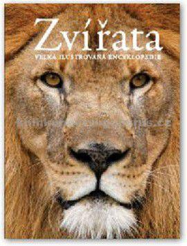Zvířata Velká ilustrovaná encyklopedie cena od 320 Kč