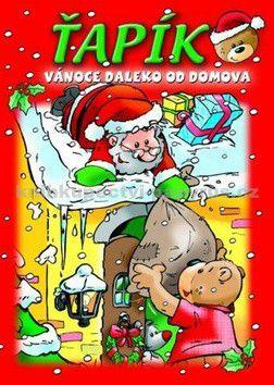 Fortuna Libri Ťapík Vánoce daleko od domova cena od 149 Kč