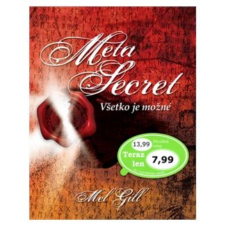 Mel Gill: Meta secret cena od 135 Kč