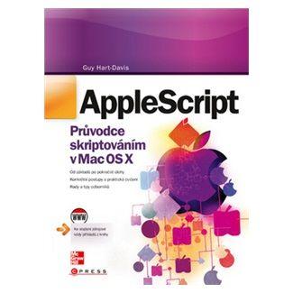 Guy Hart-Davis: AppleScript cena od 450 Kč