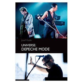 Josef Kubík: Universe:Depeche Mode cena od 229 Kč