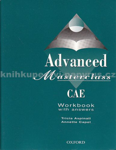 OXFORD Advanced Masterclass CAE, Workbook with answers cena od 0 Kč