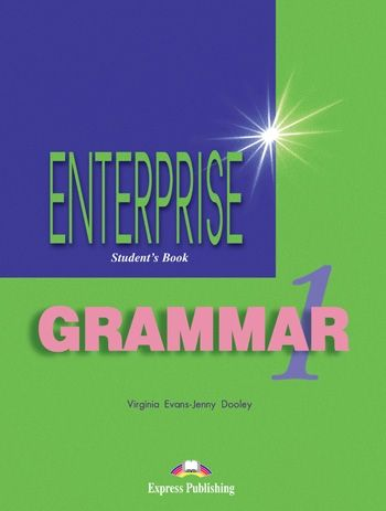 Virginia Evans: Enterprise 1 Student´s Book Grammar cena od 80 Kč