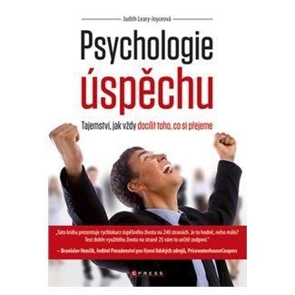 Judith Leary Joyceová: Psychologie úspěchu cena od 237 Kč