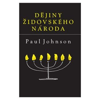 Paul Johnson: Dějiny židovského národa cena od 207 Kč