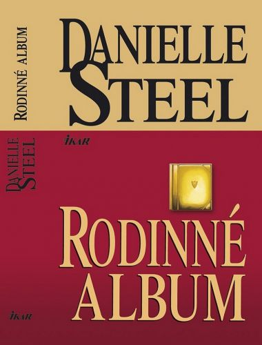 Danielle Steel: Rodinné album cena od 161 Kč