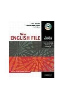 Clive Oxenden: New English File Elementary Multipack A cena od 341 Kč