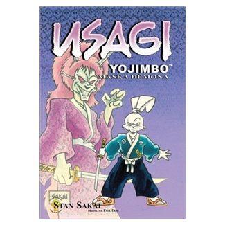 Stan Sakai: Usagi Yojimbo 14: Maska démona cena od 169 Kč