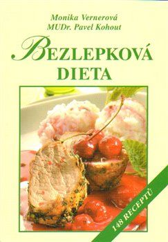 Pavel Kohout, Vernerová Monika: Bezlepková dieta cena od 112 Kč