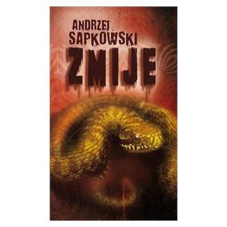 Andrzej Sapkowski: Zmije cena od 130 Kč