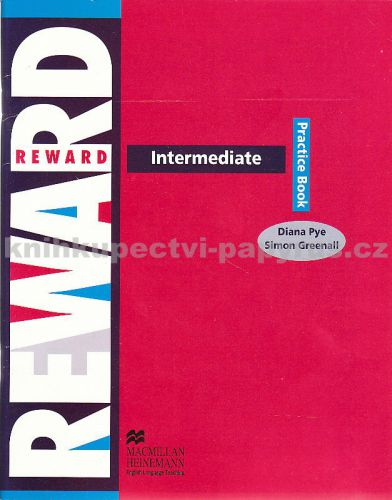 Diana Pye + Simon Greenall: Reward Intermediate Practice Book cena od 88 Kč