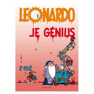 Bob de Groot, Turk: Leonardo 1 - Je génius! cena od 101 Kč