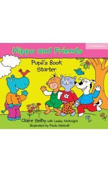 Cambridge university press Hippo and Friends Starter Pupil's Book cena od 214 Kč