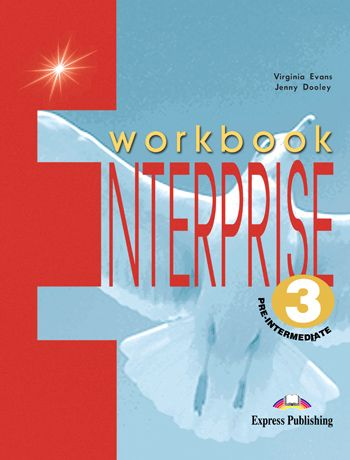Enterprise 3 pre-intermediate Workbook cena od 158 Kč
