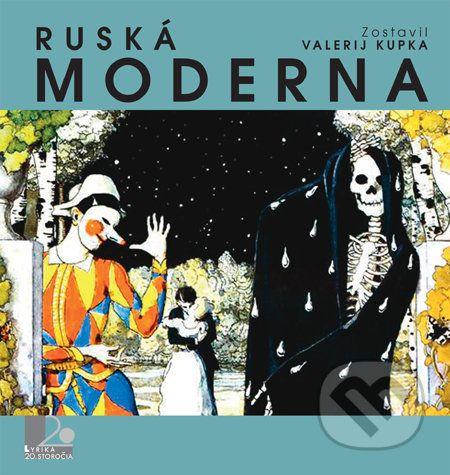 Ruská moderna I. cena od 347 Kč