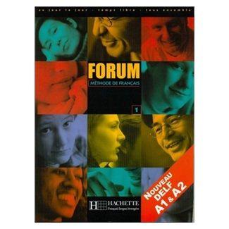 Hachette Book Forum 1 učebnice cena od 439 Kč