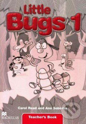 Macmillan Little Bugs 1, Teacher's Book cena od 584 Kč
