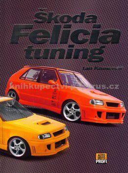 CP Books Škoda Felicia tuning cena od 0 Kč