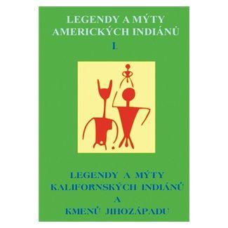 CAD PRESS Legendy a mýty amerických Indiánů I. cena od 124 Kč