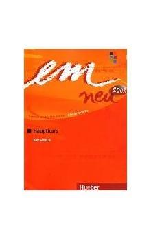 HUEBER Em neu 2008 Hauptkurs Kursbuch cena od 340 Kč