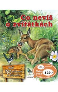 Jitka Mádrová: Co nevíš o zvířátkách cena od 110 Kč