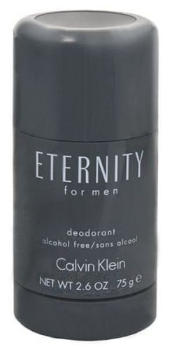 Calvin Klein Eternity For Men tuhý deodorant 75 ml