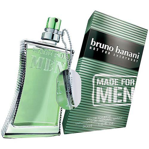 Bruno Banani Made For Men toaletní voda s rozprašovačem 30 ml
