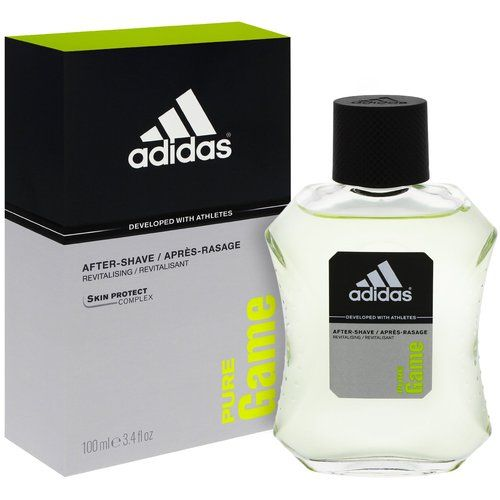 Adidas Pure Game voda po holení 100 ml