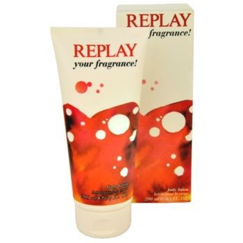Replay Replay Your Fragrance For Her - tělové mléko 200 ml
