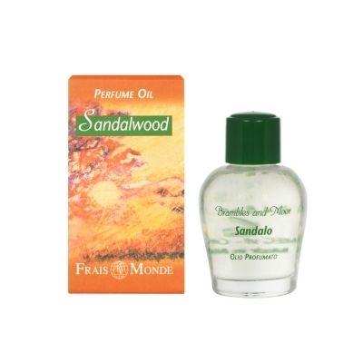 Frais Monde Santalové dřevo parfémový olej 12 ml