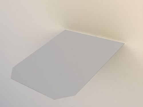 ABX Podkladové sklo T3, šestiúhelník