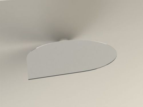 ABX Podkladové sklo T11, kapka malá