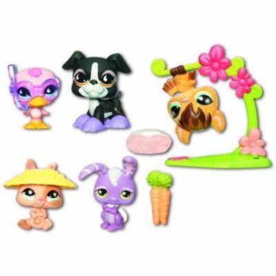 Hasbro Little Pet Shop LPS - Sběratelská zvířátka asst. A cena od 0 Kč
