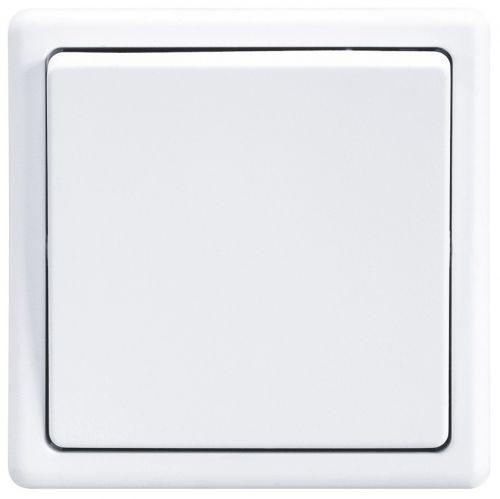 ABB 3553-06289 B1 Classic bílý - vypínač č.6