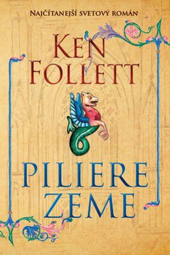 Ken Follett: Piliere zeme cena od 444 Kč