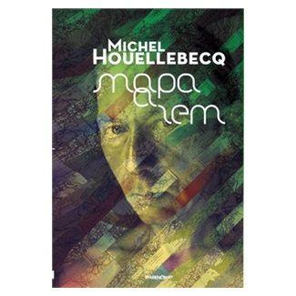 Michel Houellebecq: Mapa a územie cena od 248 Kč