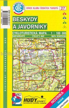 Cabalka Zdeněk KČTC 27 Beskydy a Javorníky cena od 102 Kč