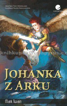 Mark Twain: Johanka z Arku cena od 58 Kč