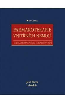 Josef Marek: Farmakoterapie vnitřních nemocí - 4. vydání cena od 1079 Kč