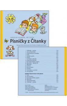 Bradáčová Lenka: Písničky z čítanky Jiřího Žáčka - CD cena od 103 Kč
