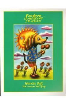 Honza Volf: Fandovo sluníčkové pexeso cena od 41 Kč