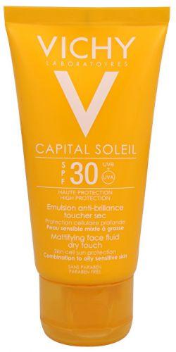 VICHY Capital Soleil - SPF 30 zmatňující krém 50ml