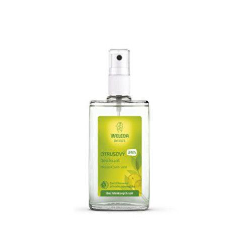 WELEDA AG WELEDA Citrusový tělový deodorant náplň 200ml