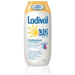 STADA PHARMA CZ LADIVAL OF30 gel alergická kůže 200 ml