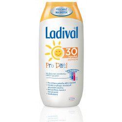 STADA PHARMA CZ LADIVAL OF30 mléko pro děti 200 ml