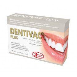 BIOVETA, IVANOVICE NA HANÉ Dentivac plus 30 rozpustných tablet