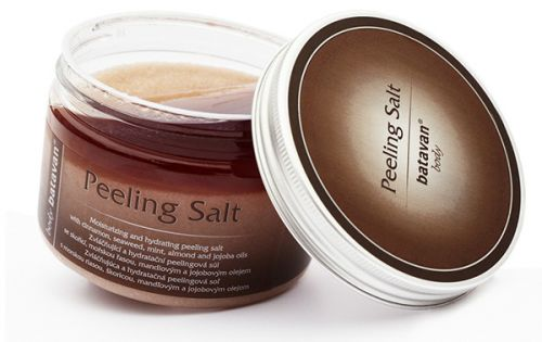 QUARTIS Batavan body Peeling Salt se skořicí 700 g