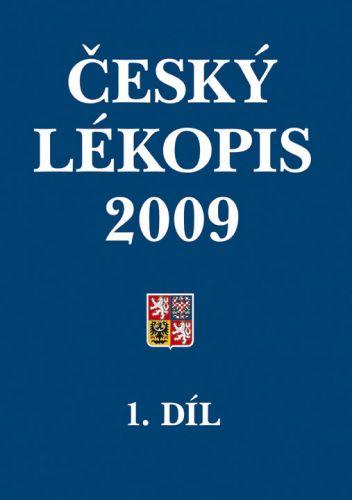 Český lékopis 2009 cena od 5396 Kč
