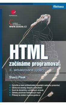 GRADA HTML - začínáme programovat, 3., aktualizované vydání cena od 227 Kč